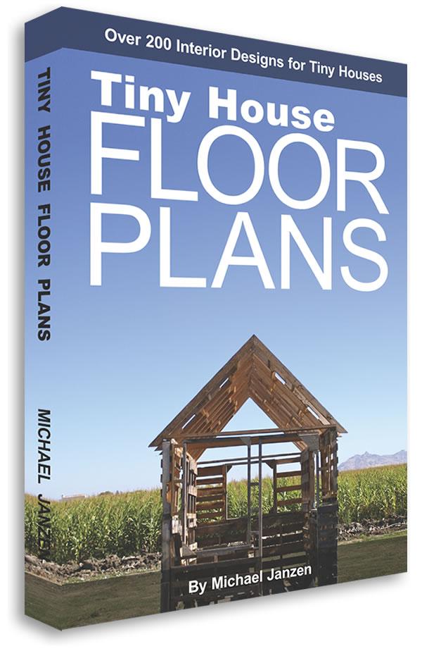 Tiny House Floor Plans 3D Cover