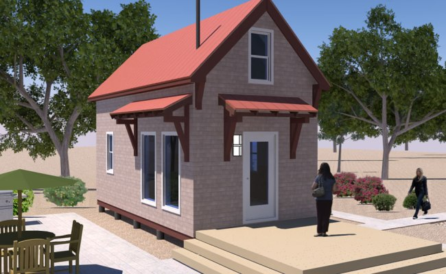 Homesteader S Cabin V 2 Updated Free House Plan