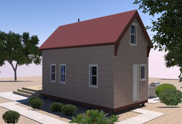 Homesteader's Cabin 4