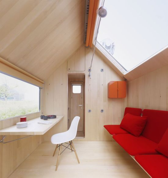 Diogene by Renzo Piano - Interior