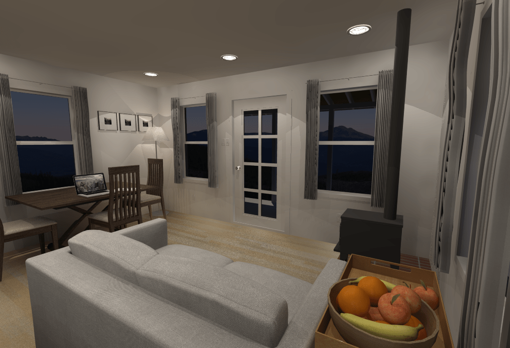 Tiny Home Design Plans: A Photorealistic Plugin For SketchUp