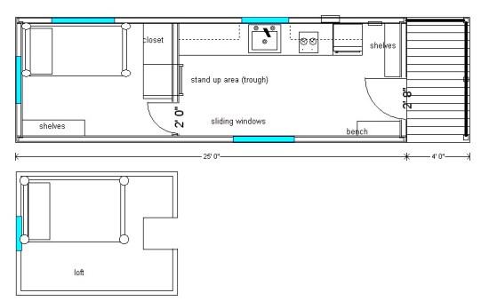 Anderson floor plan