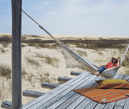 Beach House in Uruguay - Hammock