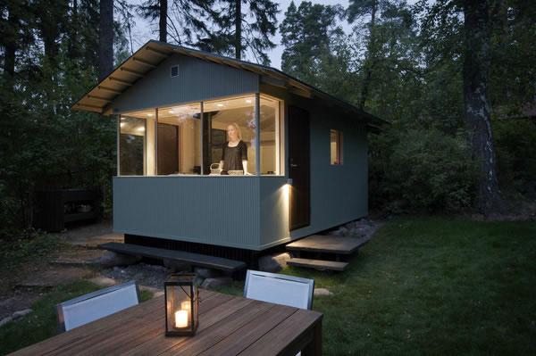 Helsinki Cabin - Exterior