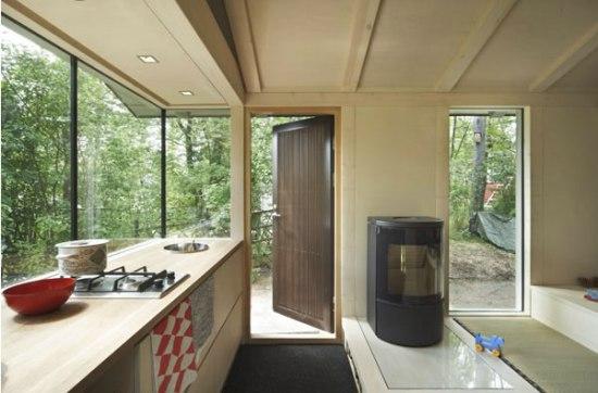 Helsinki Cabin - Kitchen
