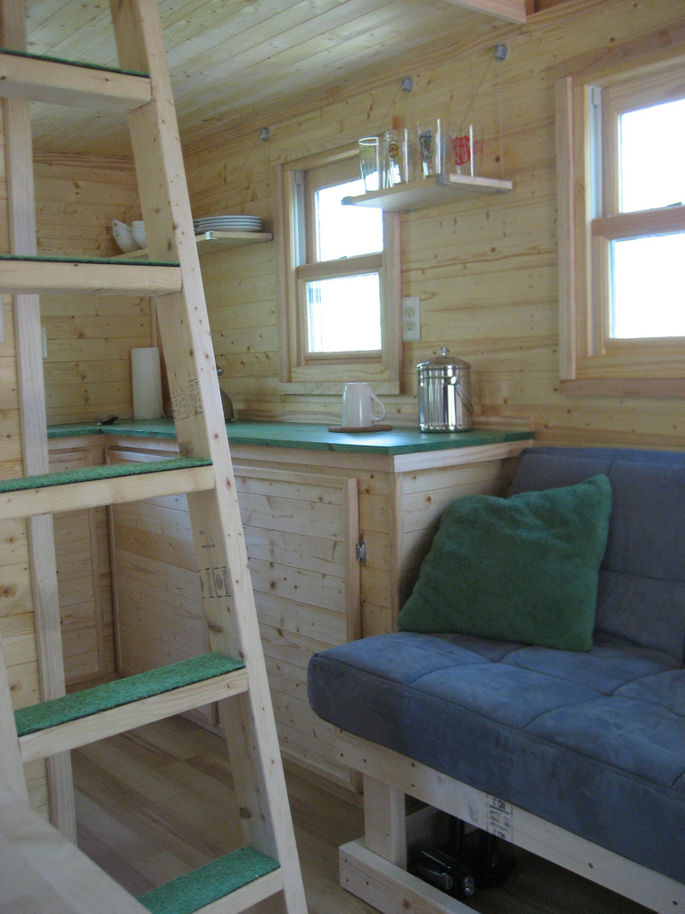 Tiny Home Designs: Life In 120 Square Feet