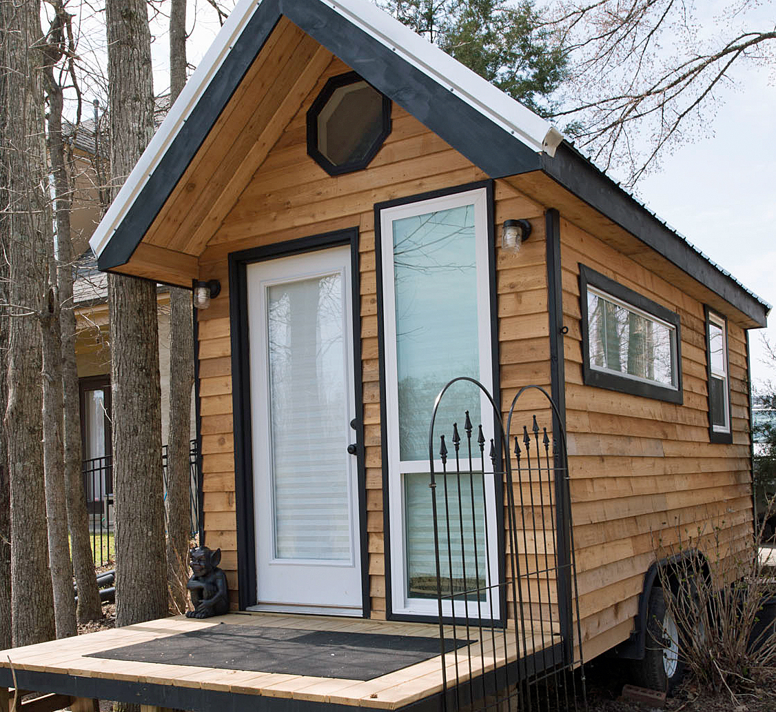 Home Design Ideas For Small Houses: Tennessee Tiny Homes