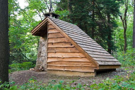 Oil_Creek_State_Park_Adirondack_Shelter