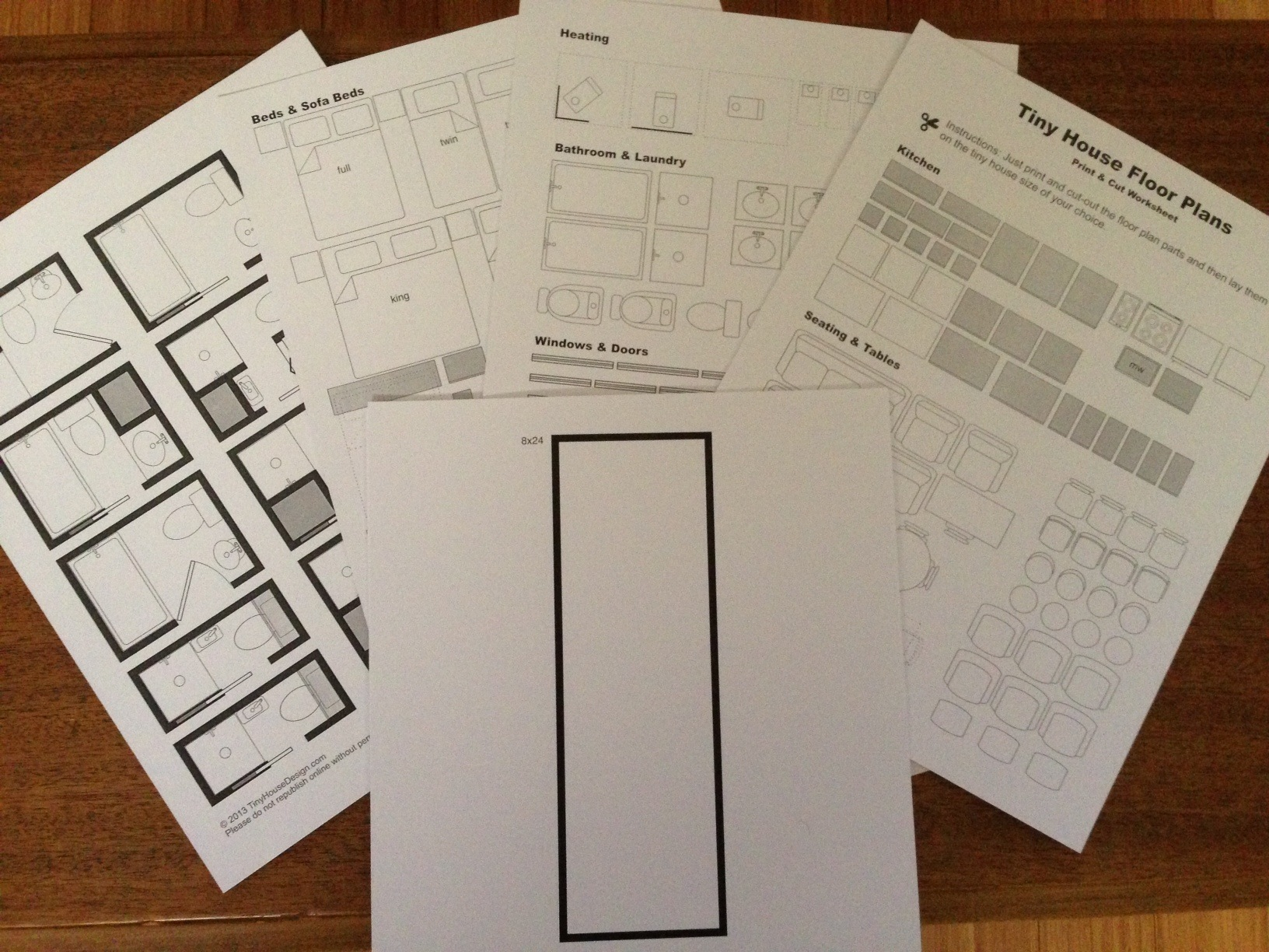 Design Your House Worksheet