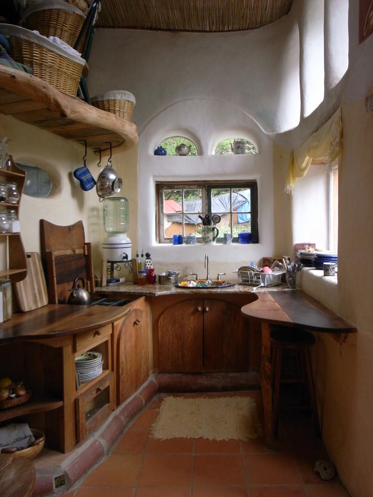Tiny House Kitchen Designs