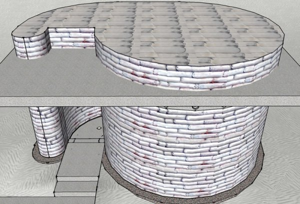 Spiral Shelter - Step 5