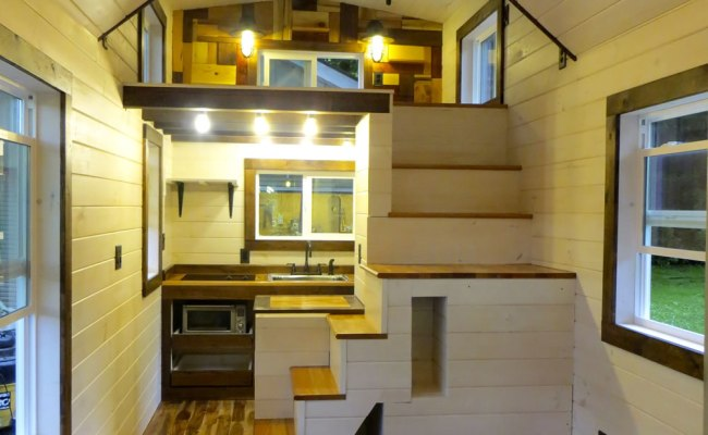 Brevard Tiny House Company Tiny House Design