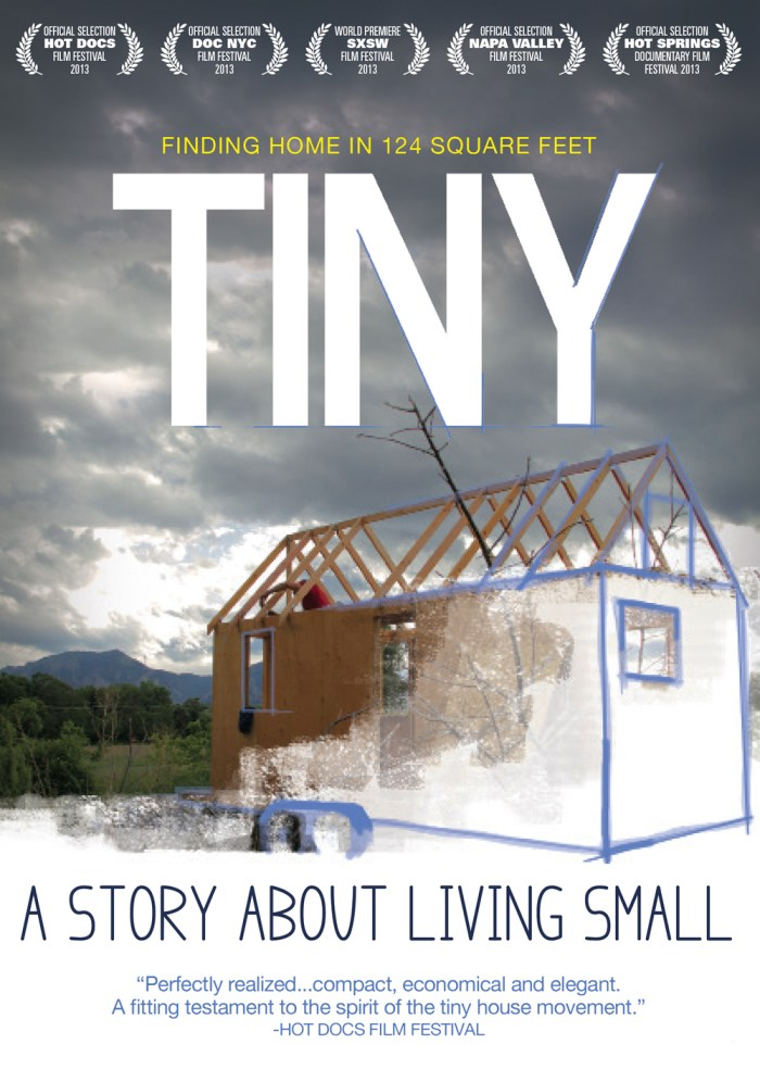 TINY - A Story About Living Small Poster