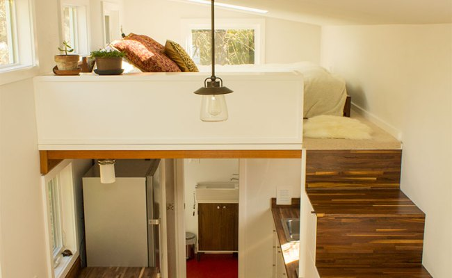 Hikari Box By Portland Alternative Dwellings Tiny House