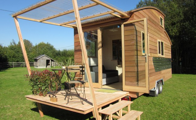 La Tiny House Tiny House Builder In France Tiny House