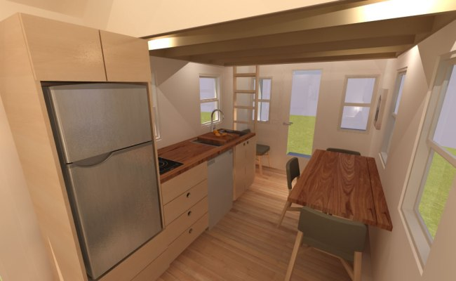 Boonville 24 Tiny House Plans Tiny House Design
