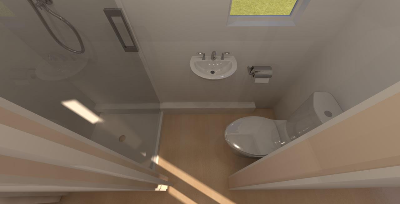 Leggett 24 Interior Bathroom