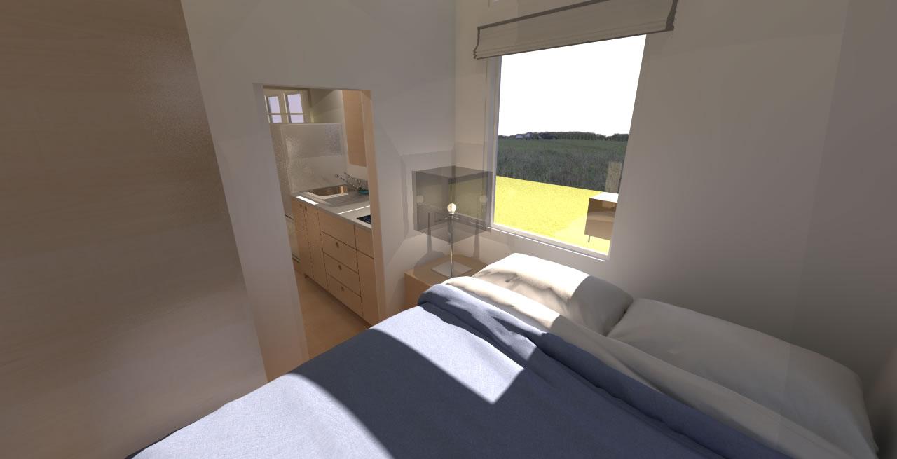 Leggett 24 Interior Bedroom