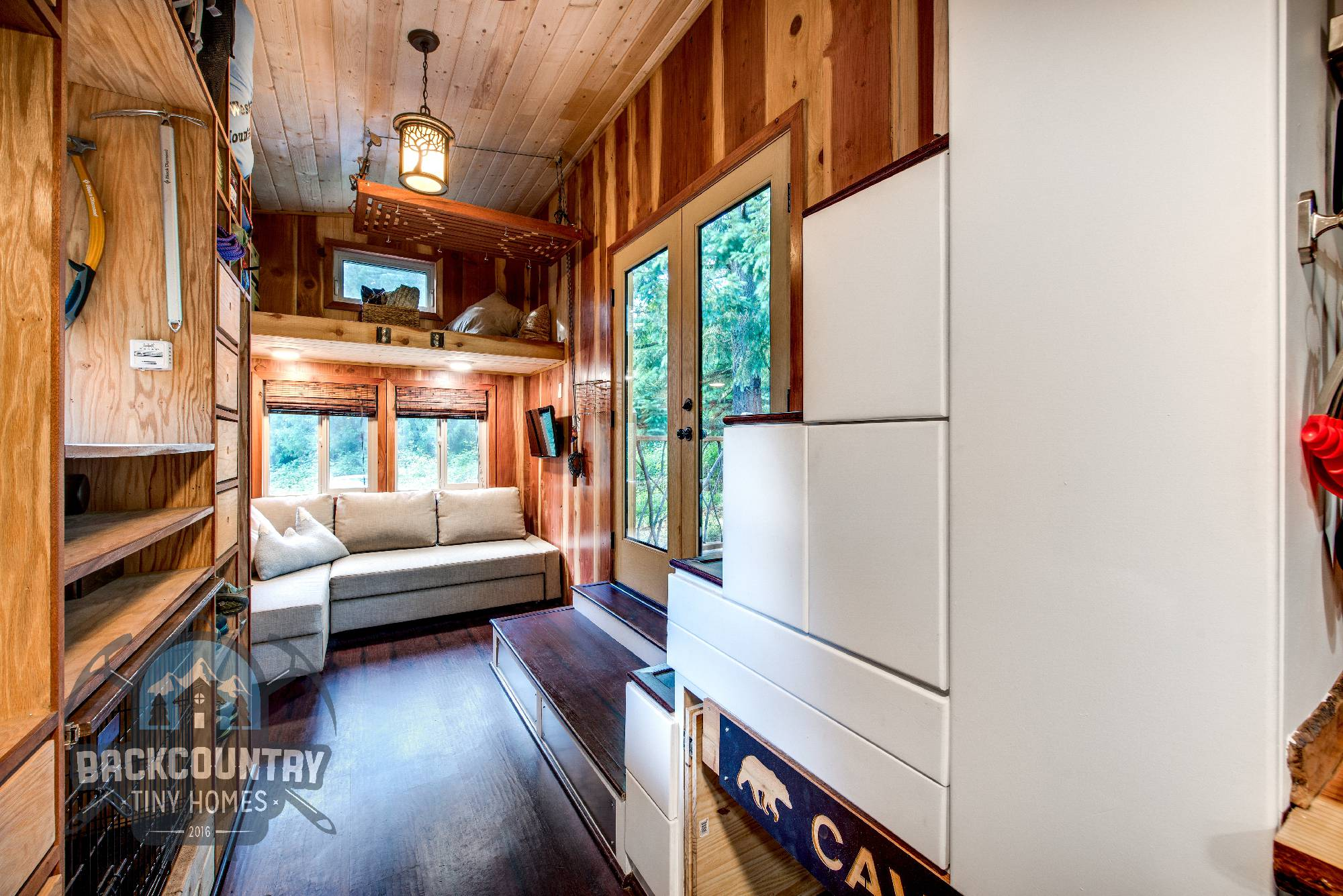 Luke Amp Tina S Basecamp Tiny House
