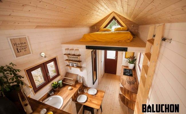 L Odyssée French Tiny House Tiny House Design