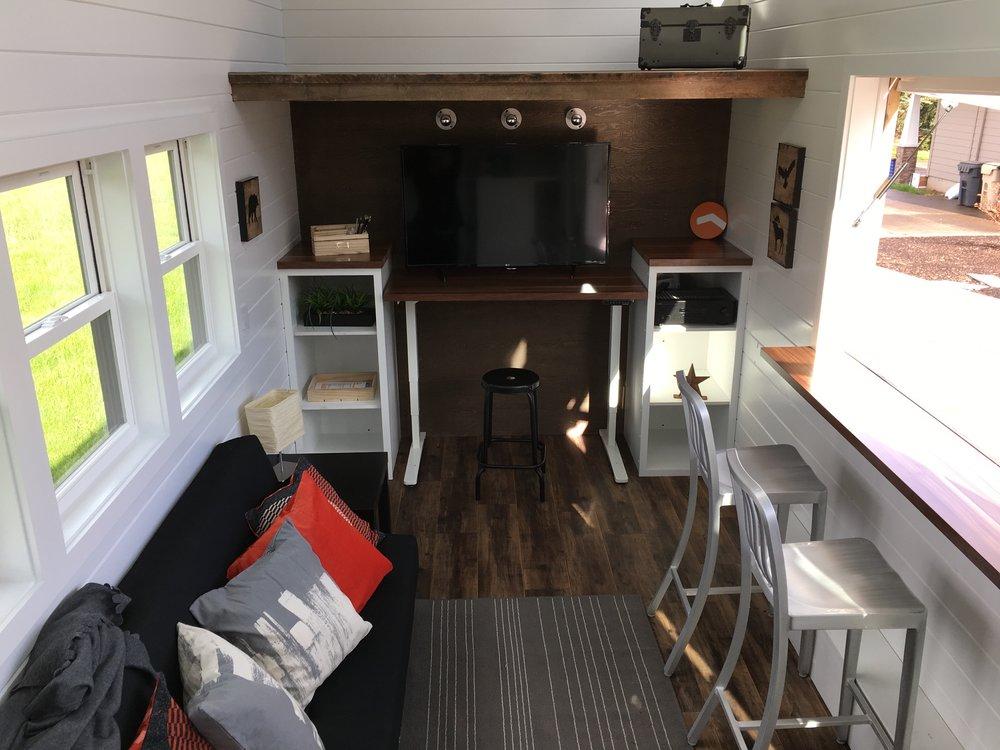 Interior 2 - MIO by Covo Tiny House Co