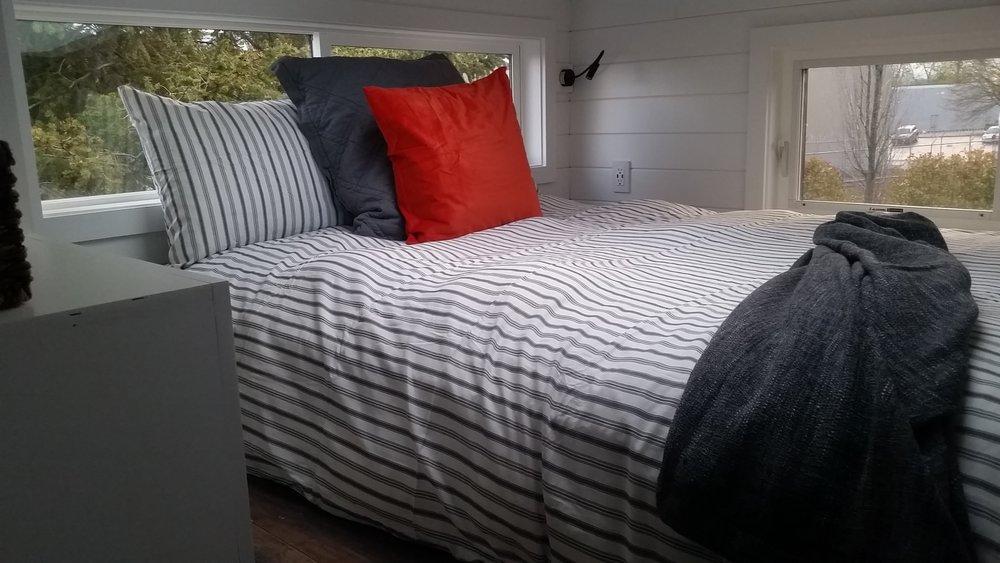 Loft Bed - MIO by Covo Tiny House Co