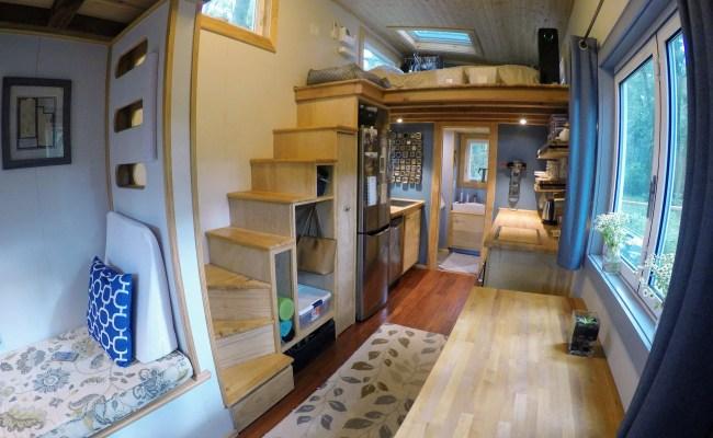 Austin Heidi S Tiny House Creates Contentment