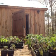 Super Sheds Support our Tiny House