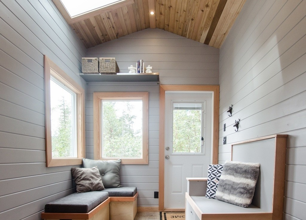 The Blue Heron by Rewild Homes - Living Room