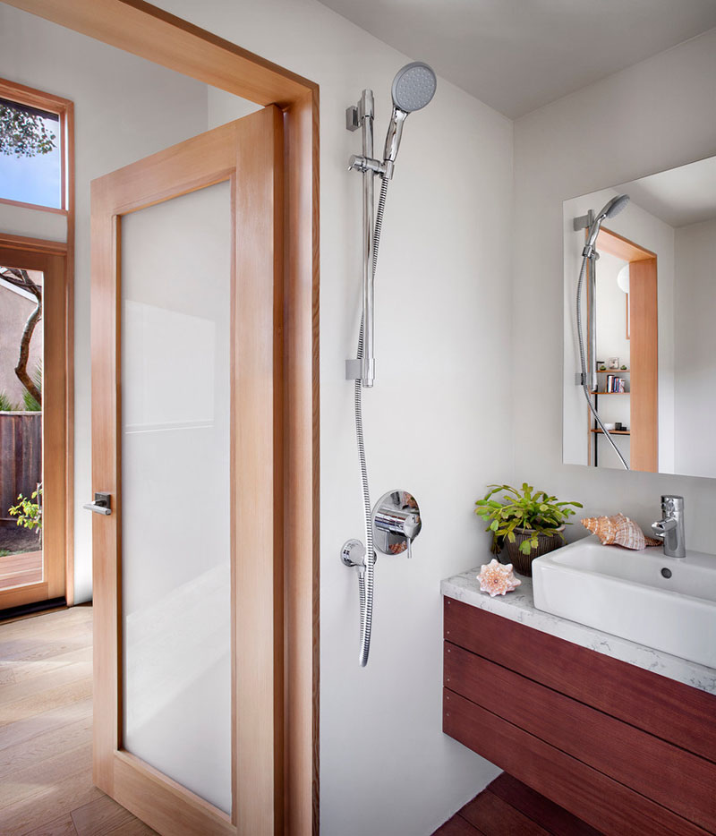 Wet Bath - Compact Guest House by Avava Systems