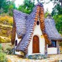Whimsical Storybook Cottage