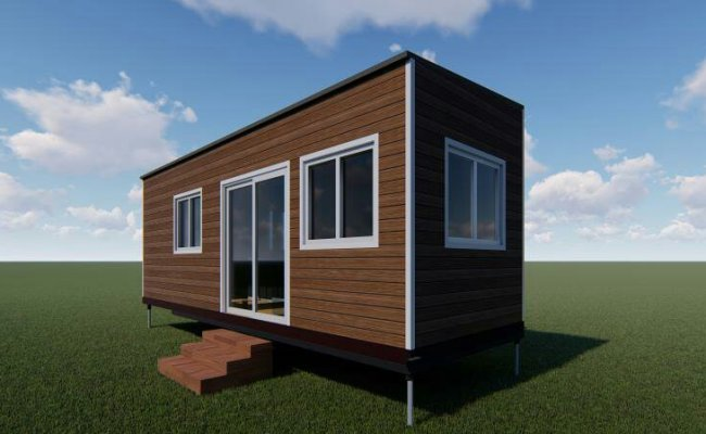 Tiny House On Wheels Auckland New Zealand