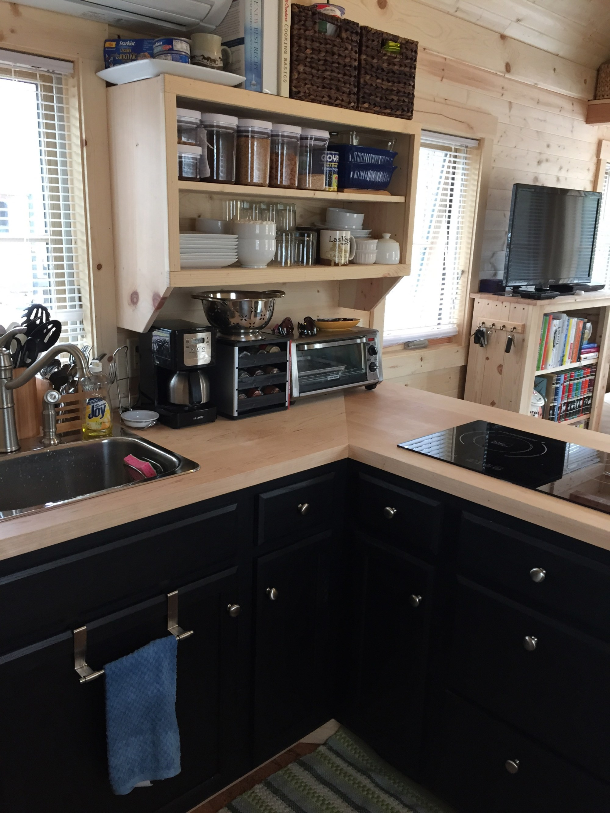 hight resolution of  and a few of my most useful kitchen gadgets i also wanted it to feel roomy no galley kitchens for this kid here is the kitchen i ended up with