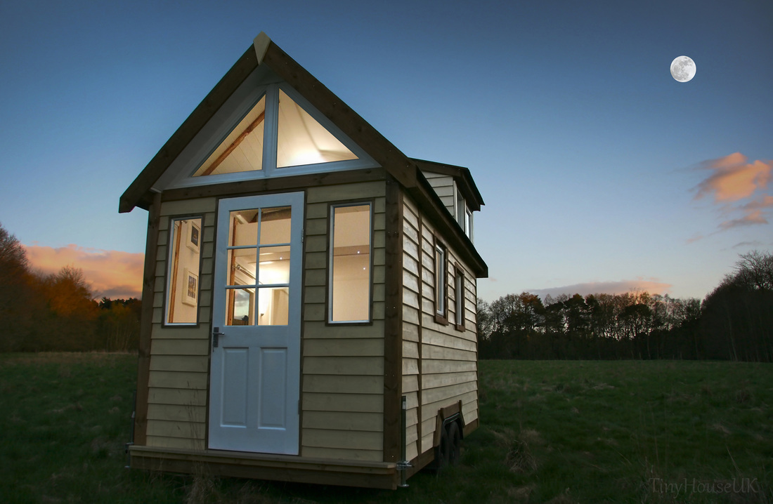 Luxury Tiny Living Cabin Ideasidea