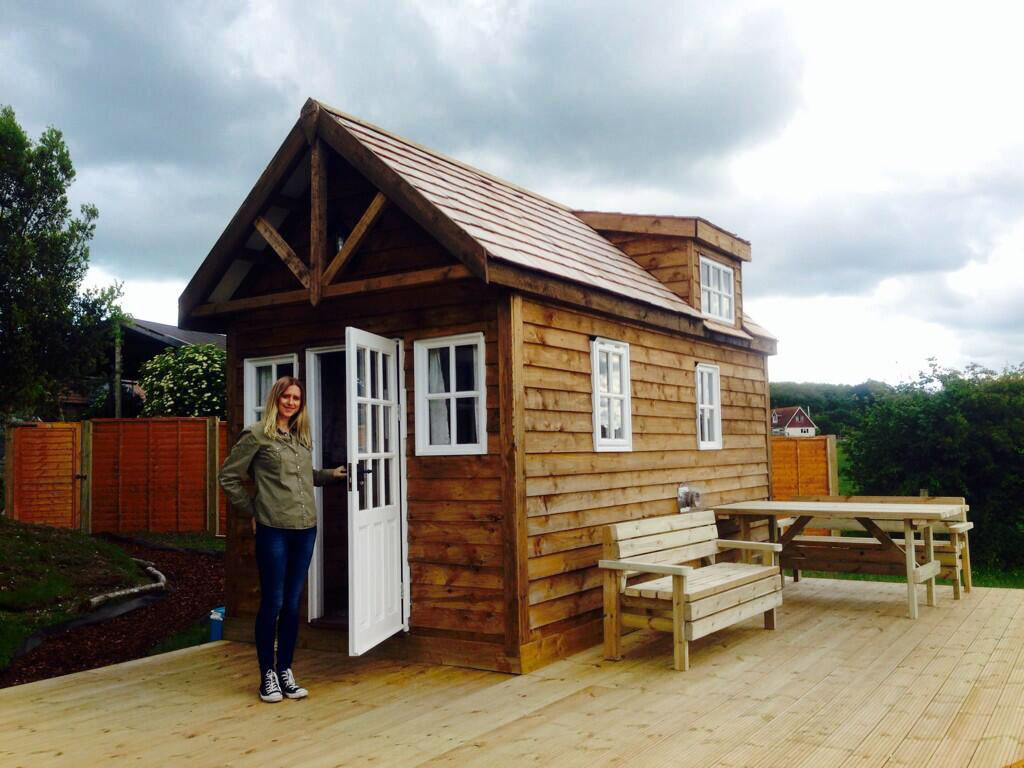 Go Glamping And Rent A Tiny House In Hastings Tiny House Uk