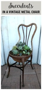 http://www.tinylittledreams4u.com/succulents-and-a-vintage-metal-chair-june-14-2017/