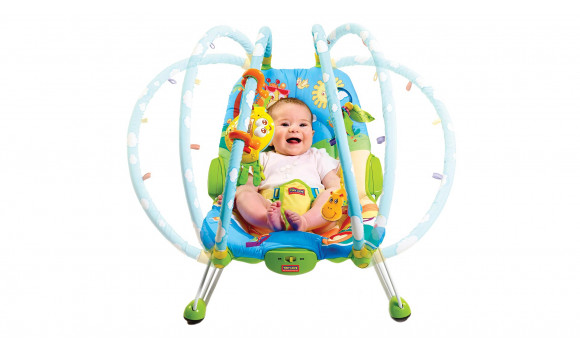 tiny love bouncer chair how to make rocking cushions gymini baby