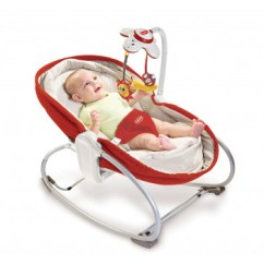 Tiny Love Bouncer Chair Mesh Patio Chairs 3 In 1 Rocker Napper Baby Seat