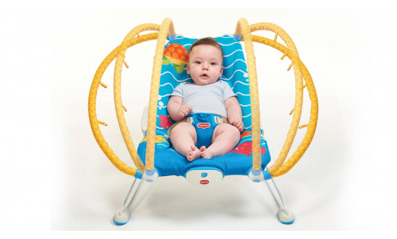 tiny love bouncer chair christmas stretch covers gymini baby under the sea