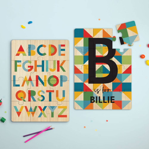 personalised wooden jigsaw puzzles