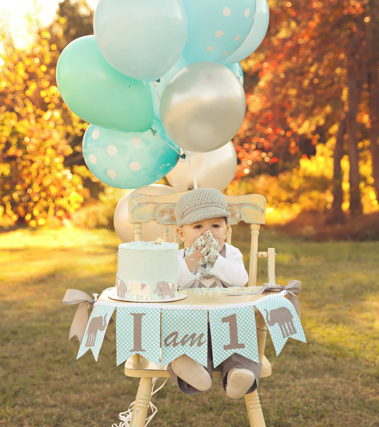 high chair decorations 1st birthday boy dxracer gaming 10 party ideas for boys part 2 tinyme blog