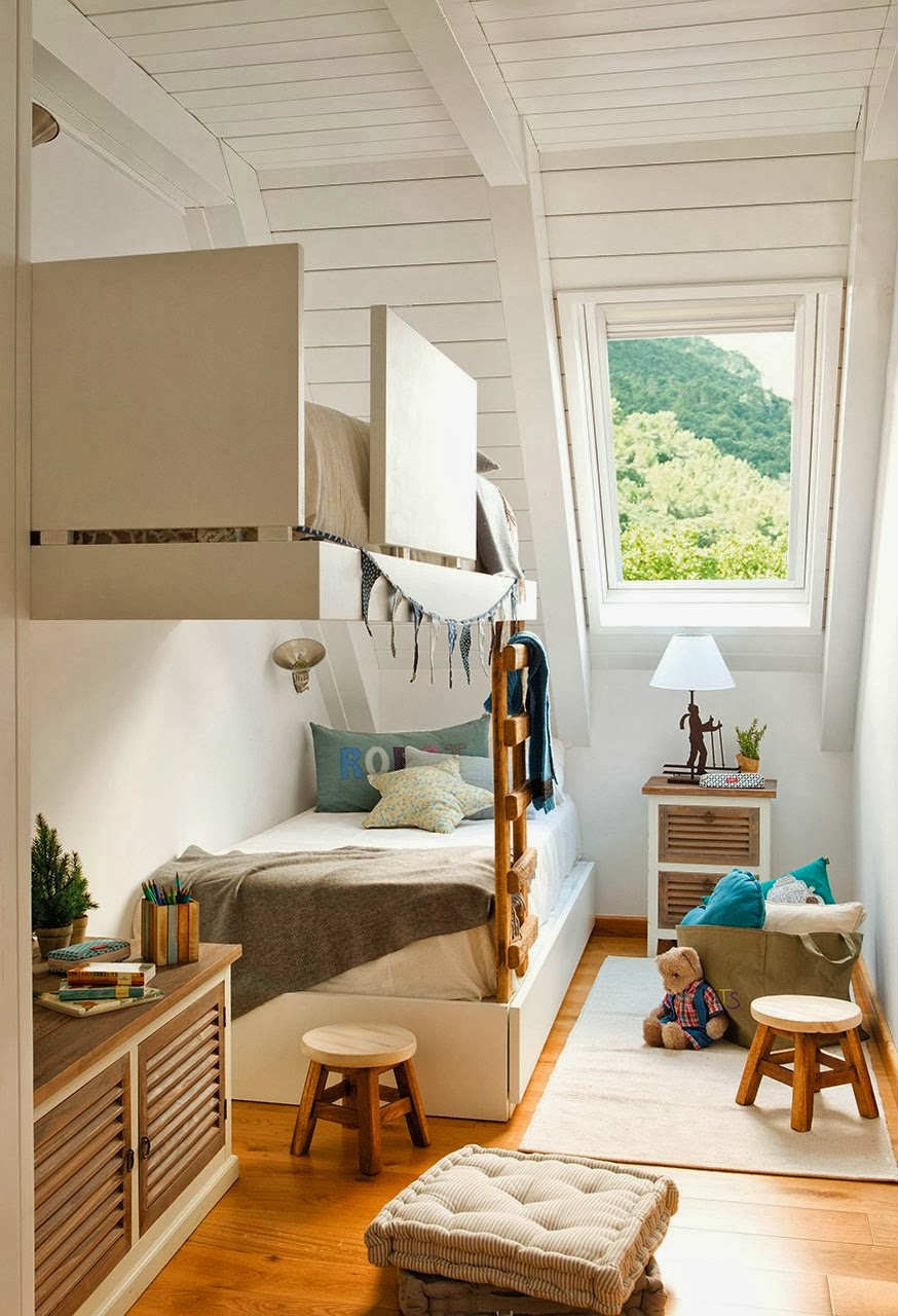 10 Clever Amp Creative Shared Bedrooms Part 2 Tinyme Blog