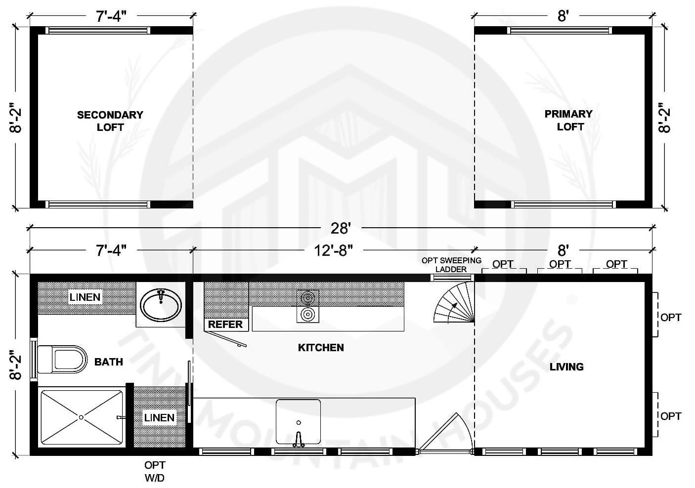 hight resolution of floorplan grandteton