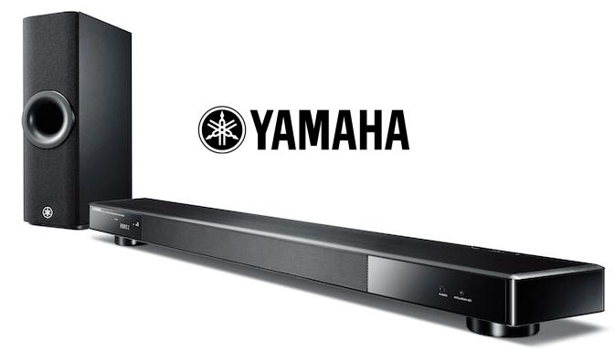 yamaha ysp 2500 la barre de son ultime tinynews. Black Bedroom Furniture Sets. Home Design Ideas