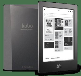 kobo aura H20 02