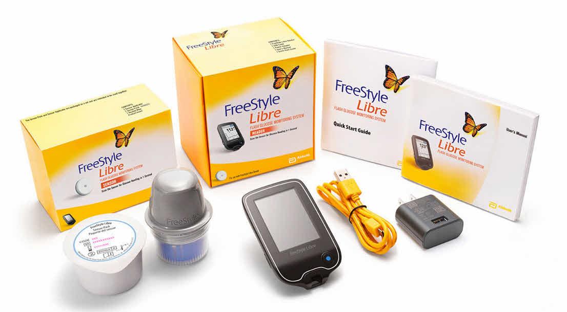 Freestyle Libre Patch Connect 233 Pour Diab 233 Tique