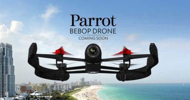 parrot bebop drone 01