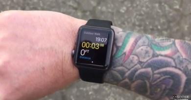 apple watch tatoo