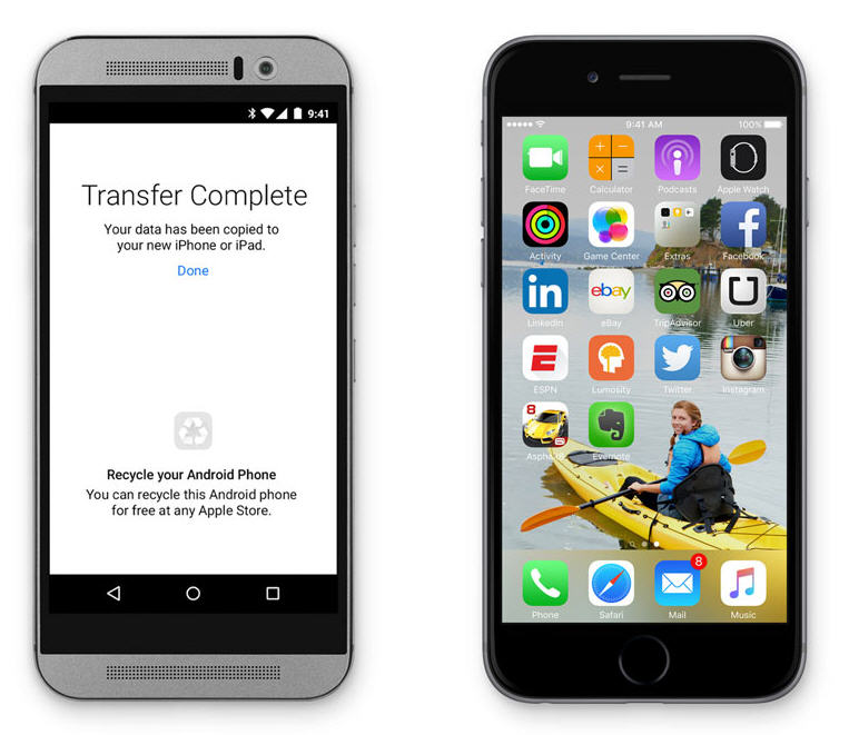 ios to android 3