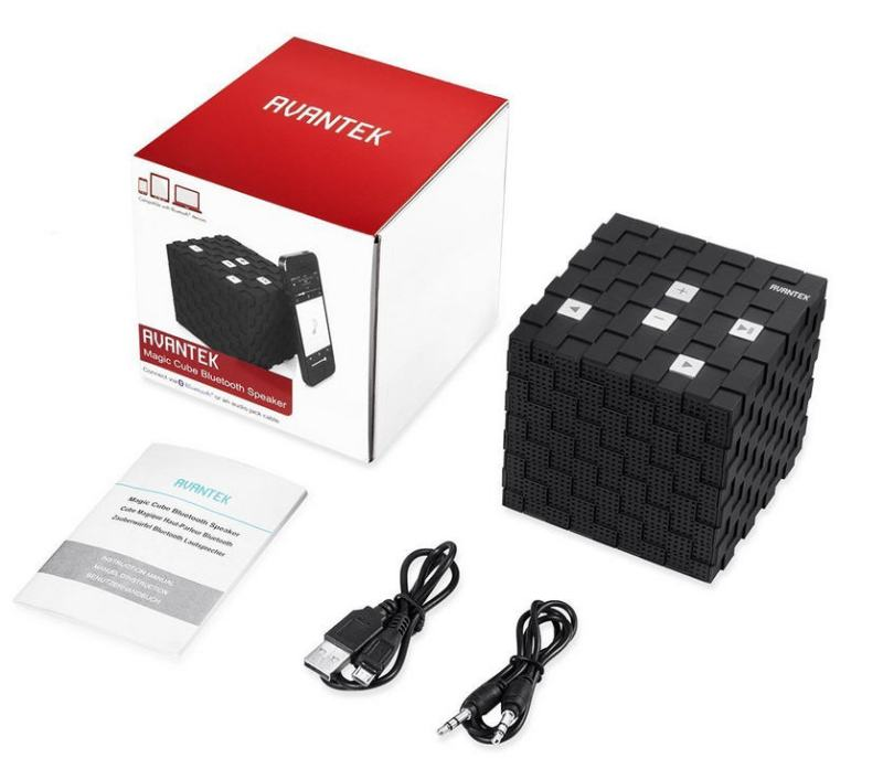 avantek magic cube 03
